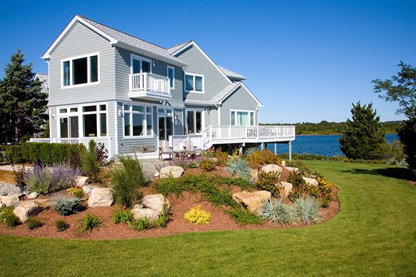 spectacular peninsular property