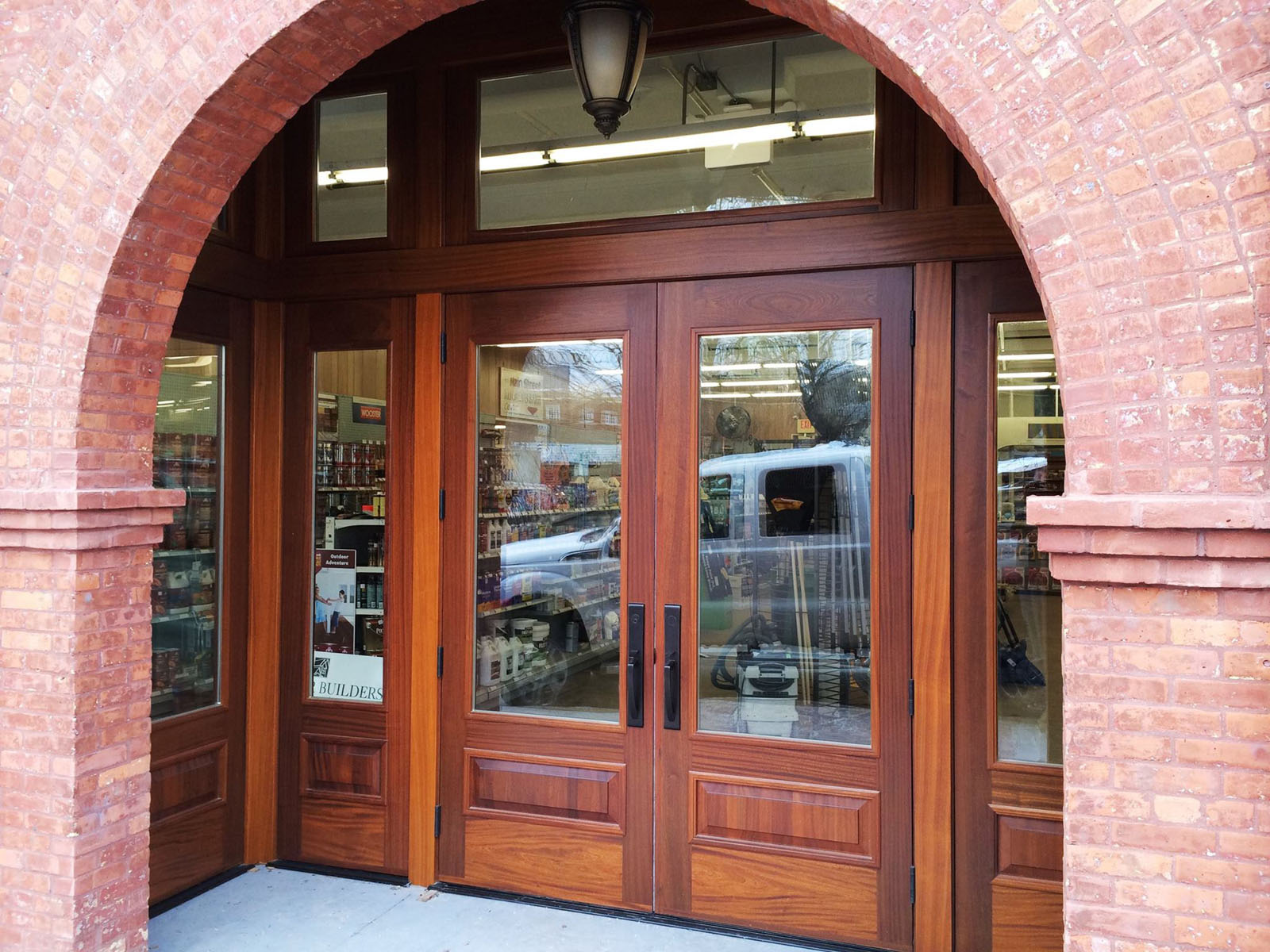 Arnold Branch Exterior Design