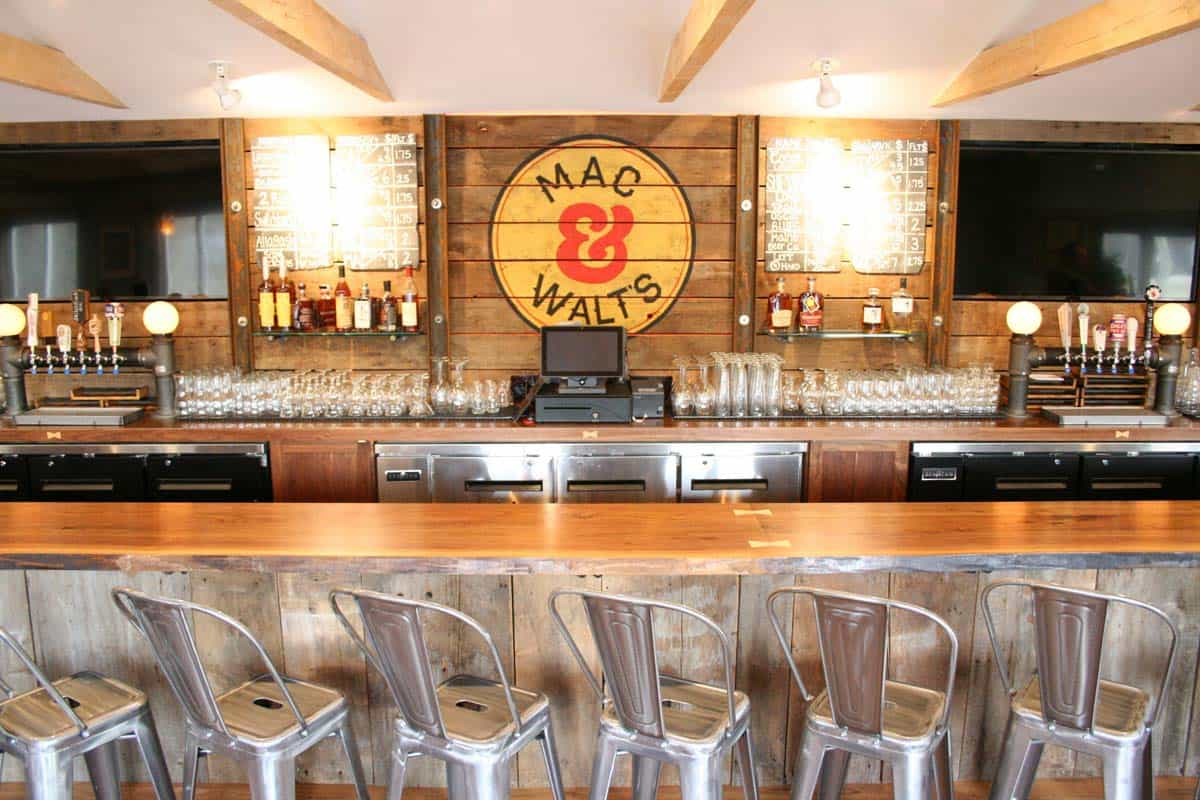 Mac and Walts bar FKA
