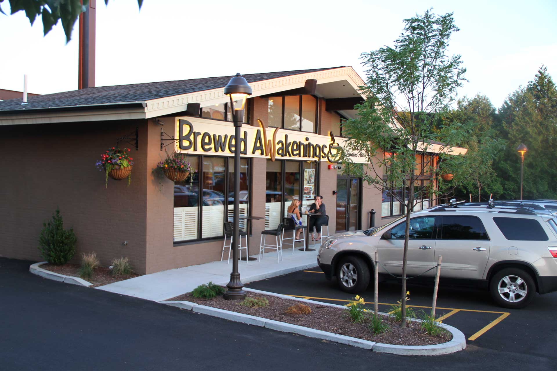 Brewed Awakenings Cranston