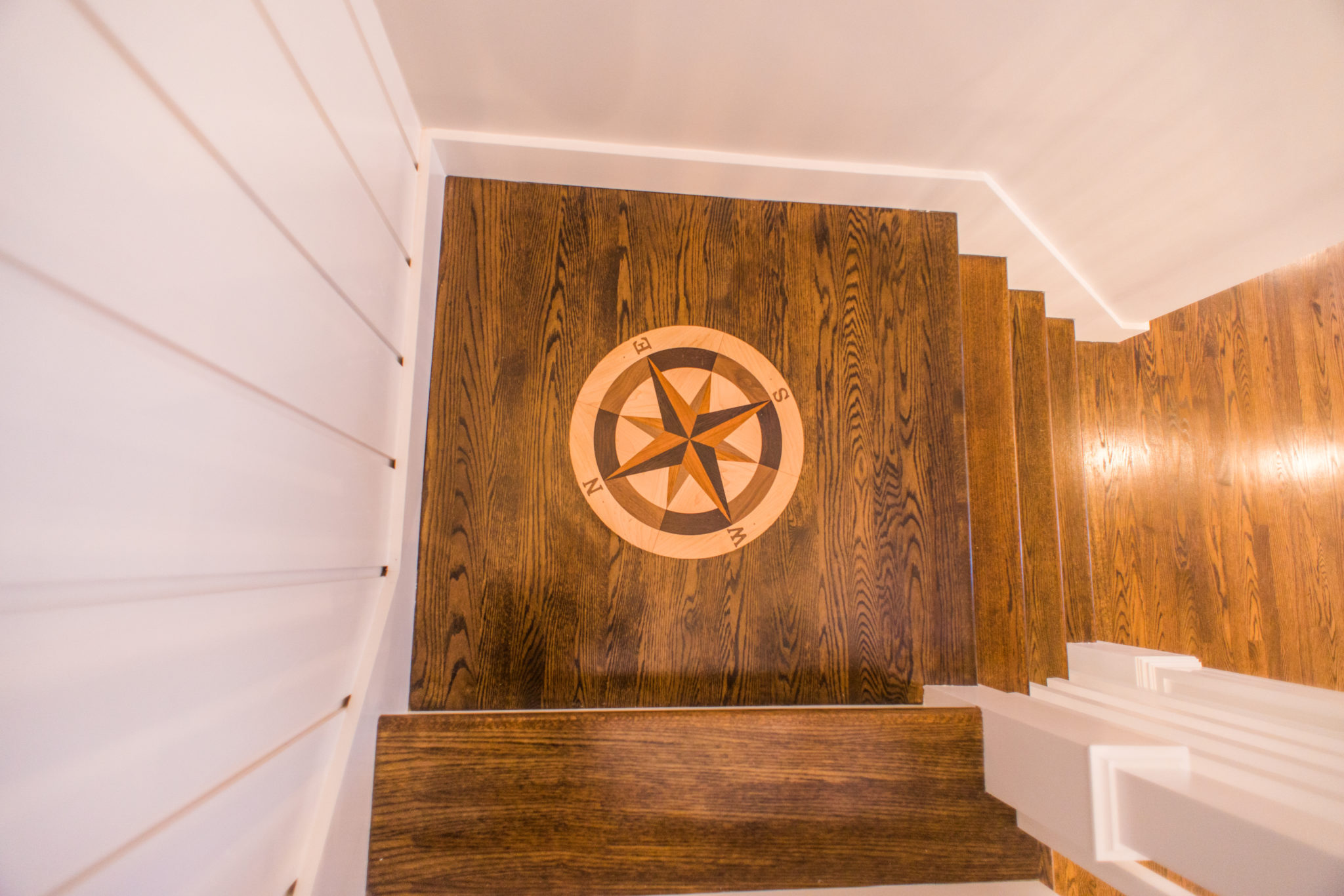 Caswell Cottage Stair Design