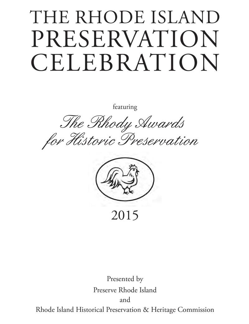 The Rhode Award